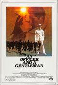 "Movie Posters:Drama, An Officer and a Gentleman (Paramount, 1982). Poster (40"" X 60""). Drama.. ..."