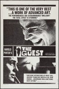 "Movie Posters:Drama, The Guest and Other Lot (Janus Films, 1963). One Sheets (2) (27"" X 41""). Drama.. ... (Total: 2 Items)"