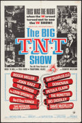 """Movie Posters:Rock and Roll, The Big T.N.T. Show (American International, 1966). One Sheets (2)(24.5"""" X 38"""" and 27"""" X 40""""). Rock and Roll.. ... (Total: 2 Items)"""
