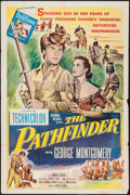 "Movie Posters:Adventure, The Pathfinder and Other Lot (Columbia, 1952). One Sheet (27"" X41"") and Half Sheet (22"" X 28""). Adventure.. ... (Total: 2 Items)"