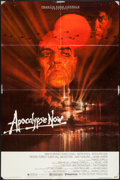 "Movie Posters:War, Apocalypse Now (United Artists, 1979). One Sheet (27"" X 41"") &Pressbook (11"" X 17""). War.. ... (Total: 2 Items)"