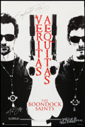 "Movie Posters:Action, Boondock Saints (Scorpio Posters, 2009). Autographed Poster (24"" X36""). Action.. ..."