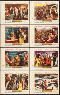 "Movie Posters:Adventure, Unconquered (Paramount, 1947). Lobby Card Set of 8 (11"" X 14"").Adventure.. ... (Total: 8 Items)"
