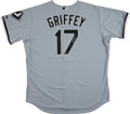 Baseball Collectibles:Uniforms, Ken Griffey Jr. Signed Chicago White Sox Jersey - Upper Deck Authenticated....