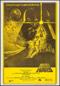 "Movie Posters:Science Fiction, Star Wars (20th Century Fox, 1977). South African One Sheet (28"" X40""). Science Fiction.. ..."