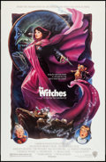 "Movie Posters:Fantasy, The Witches (Warner Brothers, 1990). One Sheet (27"" X 40"") SS. Fantasy.. ..."