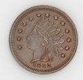 Civil War Merchants: , 1863 Drovers Hotel, Fuld-MO-910A-1a, R.6, St. Louis, MO, XF40Uncertified. This raw Missouri Civil War token has a current c...