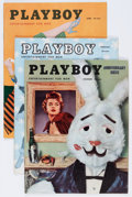 Magazines:Miscellaneous, Playboy Group (HMH Publishing, 1954-55) Condition: Average FN....(Total: 11 Comic Books)