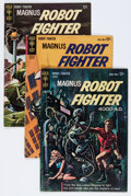 Silver Age (1956-1969):Science Fiction, Magnus, Robot Fighter Group (Gold Key, 1963-74) Condition: Average VG.... (Total: 21 Comic Books)