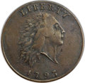 Large Cents, 1793 Chain 1C AMERICA XF45 PCGS. S-2, B-2, High R.4....