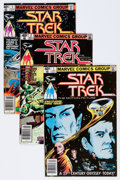 Modern Age (1980-Present):Science Fiction, Star Trek #1-18 Group (Marvel, 1980-82) Condition: Average NM-....(Total: 26 Comic Books)