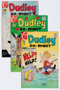 Bronze Age (1970-1979):Cartoon Character, Dudley Do-Right #1-7 File Copies Group (Charlton, 1970-71)Condition: Average VF.... (Total: 7 Comic Books)