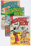 Bronze Age (1970-1979):Cartoon Character, Bullwinkle File Copies Group (Charlton, 1970-71) Condition: AverageVF/NM.... (Total: 5 Comic Books)