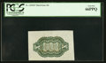 Fractional Currency:Third Issue, Fr. 1255SP 10¢ Third Issue Wide Margin Green Back PCGS Gem New 66PPQ.. ...