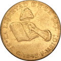Mexico, Mexico: Republic gold 8 Escudos 1842 Go-PM,...