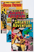 Silver Age (1956-1969):Adventure, My Greatest Adventure/Doom Patrol Group (DC, 1963-64) Condition: Average FN.... (Total: 8 Comic Books)