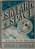 Books:Science Fiction & Fantasy, Edward E. Smith. The Skylark of Space. Hadley, 1947. Second printing (after the Buffalo edition). Mild rubbing and b...
