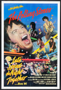 """Movie Posters:Rock and Roll, Let's Spend the Night Together (Embassy, 1983). One Sheet (27"""" X41""""). Rock and Roll.. ..."""