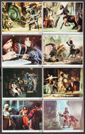"""Movie Posters:Fantasy, The Golden Voyage of Sinbad (Columbia, 1973). Mini Lobby Card Set of 8 (8"""" X 10""""). Fantasy.. ... (Total: 8 Items)"""