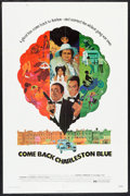 "Movie Posters:Blaxploitation, Come Back Charleston Blue (Warner Brothers, 1972). One Sheets (2)(27"" X 41"") Styles A & B. Blaxploitation.. ... (Total: 2 Items)"
