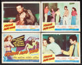 "Movie Posters:Bad Girl, Young and Wild & Others Lot (Republic, 1958). Title Lobby Card& Lobby Cards (8) (11"" X 14""). Bad Girl.. ... (Total: 9 Items)"