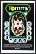 """Movie Posters:Rock and Roll, Tommy (Columbia, 1975). One Sheet (27"""" X 41""""). Rock and Roll.. ..."""