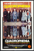 "Movie Posters:Rock and Roll, Quadrophenia (World Northal, 1979). One Sheet (27"" X 41"") Style B.Rock and Roll.. ..."