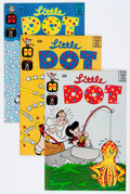 Silver Age (1956-1969):Humor, Little Dot #105-164 File Copies Box Lot (Harvey, 1966-76) Condition: NM-....