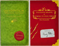 Books:Children's Books, [Harry Potter Related]. Group of Two First Printing Mass MarketEditions. Various, 2001. Fine.... (Total: 2 Items)