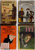Books:Fiction, [Photoplay Editions]. Group of Four Books. Various publishers. Goodor better condition.... (Total: 4 Items)