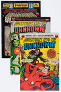 Silver Age (1956-1969):Horror, Adventures Into The Unknown Group (ACG, 1953-64) Condition: AverageVG.... (Total: 27 Comic Books)