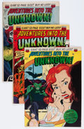 Golden Age (1938-1955):Horror, Adventures Into The Unknown Group (ACG, 1951-52) Condition: AverageVG.... (Total: 6 Comic Books)