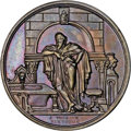 Assay Medals: , 1873 Assay Commission Medal. PR63 Brown Uncertified. Julian AC-12, R.5. Copper, 33.6 mm., 319.4 grains. The obverse is the s...
