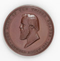 Assay Medals: , 1881 Assay Commission Medal. PR63 Brown Uncertified. Julian AC-20,R.5. Copper, 33.6 mm., 350.3 grains. The obverse is the s...