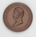 Assay Medals: , 1885 Assay Commission Medal. PR62 Brown Uncertified. Julian AC-28, R.5. Copper, 33.6 mm., 336.4 grains. For the third straig...