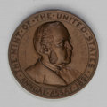 Assay Medals: , 1891 Assay Commission Medal. MS64 Uncertified. Julian AC-34, R.5.Copper, 33.7 mm., 328.7 grains. William Windom faces right...