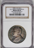 Assay Medals: , 1900 Assay Commission Medal. MS64 NGC. Julian AC-44, R.5. Silver.The obverse is from the same die as the 1899 medal with a ...