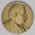 Assay Medals: , 1910 Assay Commission Medal. MS63 Uncertified. Julian AC-54, R.5.Bronze, 44.1 mm., 601.9 grains. President William H. Taft ...