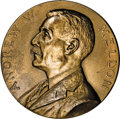 Assay Medals: , 1922 Assay Commission Medal. MS63 Uncertified. Julian AC-66, R.4. Bronze, 50.9 mm., 882.7 grains. A signed medal with the na...