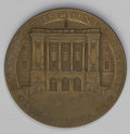 Assay Medals: , 1934 Assay Commission Medal. MS60 Uncertified. Julian AC-79, R.4.Bronze, 50.9 mm., 970.7 grains. It is apparent that the 19...
