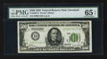 Small Size:Federal Reserve Notes, Fr. 2200-D $500 1928 Federal Reserve Note. PMG Gem Uncirculated 65 EPQ.. ...