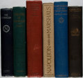 Books:Biography & Memoir, [Napoleon]. Lot of Six Titles Related to Napoleon. [Various publishers, dates, editions]. Generally good.... (Total: 6 Items)