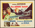 "Movie Posters:War, The Angry Hills & Other Lot (MGM, 1959). Half Sheets (2) (22"" X28""). War.. ... (Total: 2 Items)"