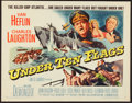 "Movie Posters:War, Under Ten Flags (Paramount, 1960). Half Sheets (13) (22"" X 28"").War.. ... (Total: 13 Items)"
