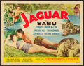 "Movie Posters:Adventure, Jaguar and Others Lot (Republic, 1955). Half Sheets (10) (22"" X28""). Adventure.. ... (Total: 10 Items)"