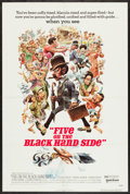 """Movie Posters:Black Films, Five on the Black Hand Side (United Artists, 1973). One Sheet (27""""X 41""""). Black Films.. ..."""
