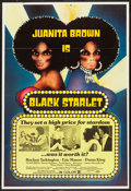 "Movie Posters:Blaxploitation, Black Starlet (Omni, 1974). One Sheet (27"" X 40.5""). Blaxploitation.. ..."