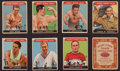 Baseball Cards:Lots, 1933 & 1937 Goudey Sport Kings Collection (8). ...