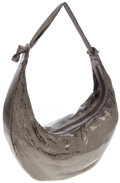 Luxury Accessories:Bags, Chloe Metallic Chain Mail and Leather Hobo Bag. ...
