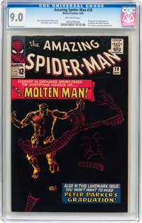 The Amazing Spider-Man #28 (Marvel, 1965) CGC VF/NM 9.0 Off-white pages
